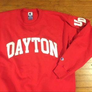 Dayton Champion Crewneck Sweatshirt